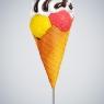 Makieta reklamowa - Deser lodowy